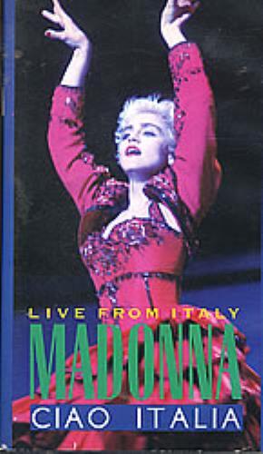 Madonna - Ciao Italia