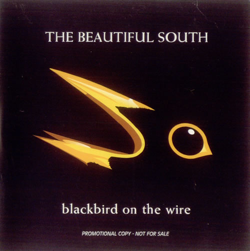 Beautiful South - Blackbird On The Wire CD