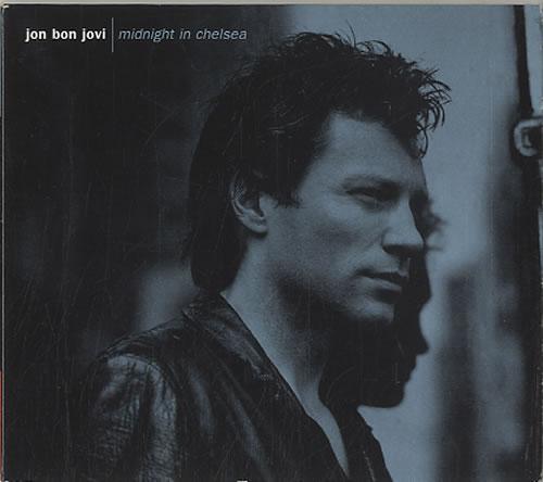 Jon Bon Jovi Midnight In Chelsea 1997 UK CD single MERCJ488