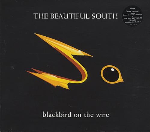 Beautiful South - Blackbird On The Wire Single