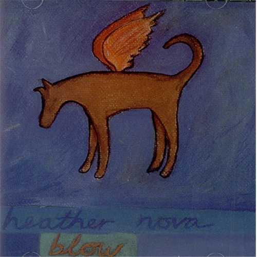 Heather Nova Blow 1993 UK CD single BFLCD8