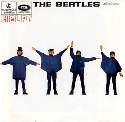 Beatles - Help! Single
