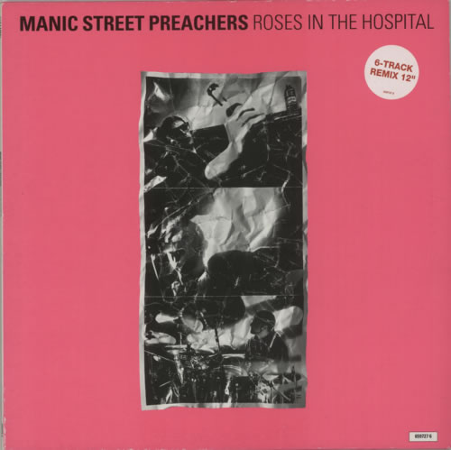 Manic Street Preachers Roses In The Hospital 1993 UK 12\