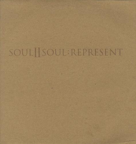Soul II Soul - Represent CD