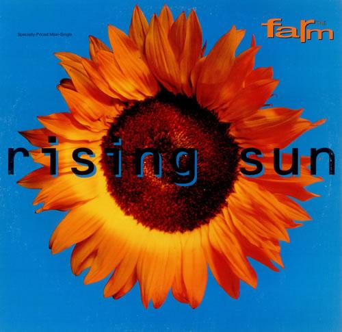 The Farm Rising Sun 1992 USA 12\