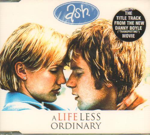 Ash A Life Less Ordinary 1997 German CD single 0089995FAC