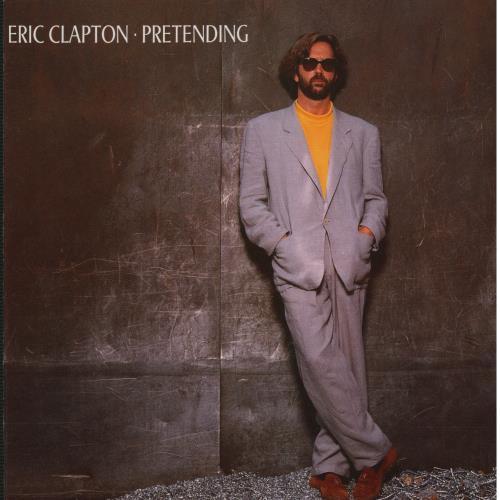 Clapton, Eric - Pretending Record