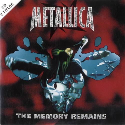 Metallica - The Memory Remains EP