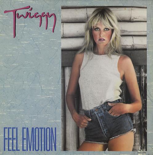 Twiggy Feel Emotion 1985 UK 7 vinyl ARIST635