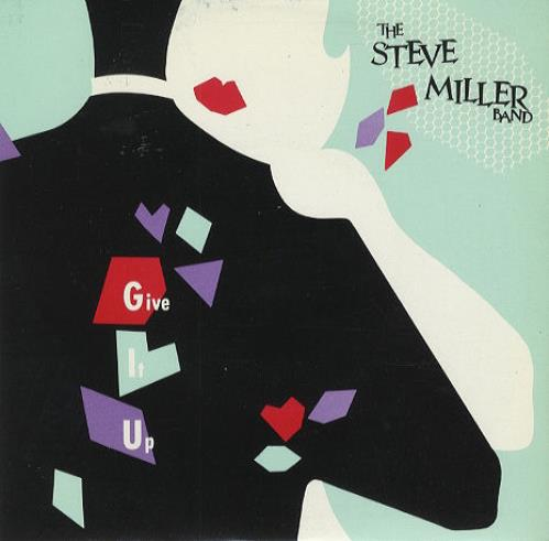 Steve Miller Band - Give It Up Record