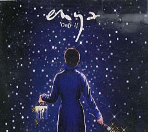 Enya Only If... 1997 UK CD single WEA143CD