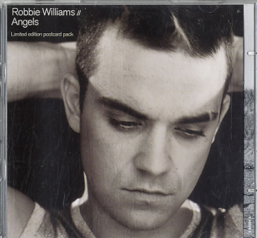 Williams, Robbie - Angels - Postcard Pack