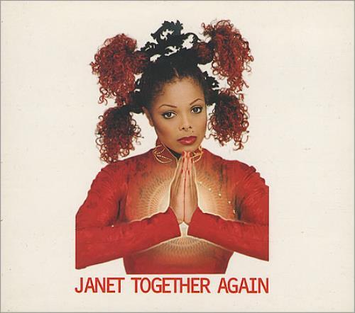 Jackson, Janet - Together Again Vinyl