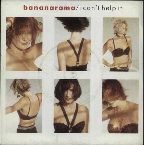 Bananarama - I Can't Help It EP