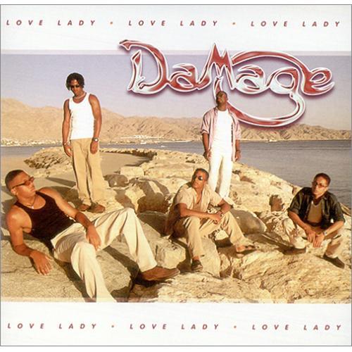 Damage Love Lady 1997 UK CD single BLRDB137