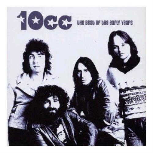 10cc The Best Of The Early Years Uk Cd Album Cdlp 419526