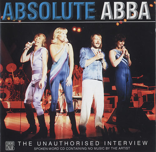 Abba Absolute ABBA - The Unauthorised Interview CD album (CDLP) UK ABBCDAB396801