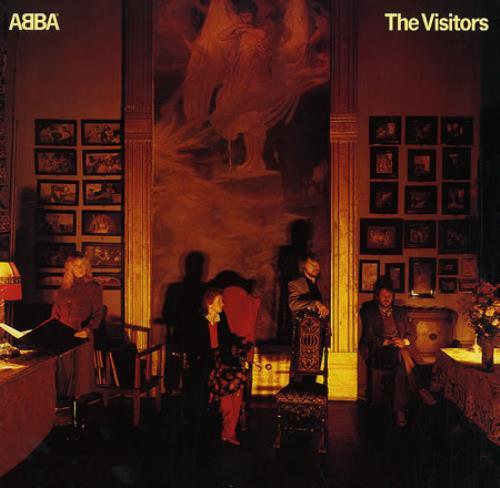 Abba The Visitors Japanese Vinyl Lp Album Lp Record 231003