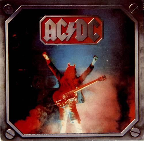 Ac Dc High Voltage Live P S Uk 7 Quot Vinyl Single 7 Inch