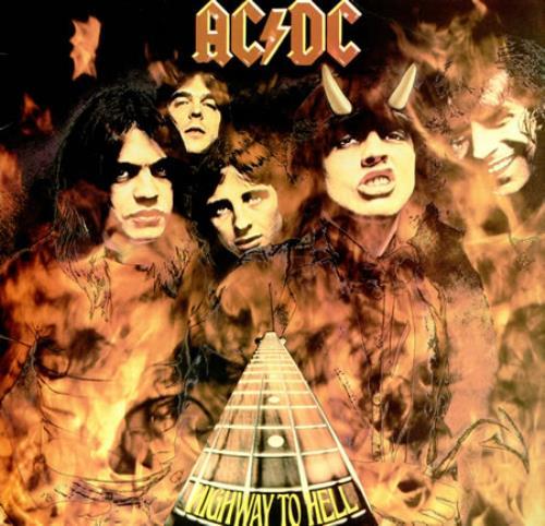 AC/DC Highway To Hell Australian vinyl LP album (LP record ...