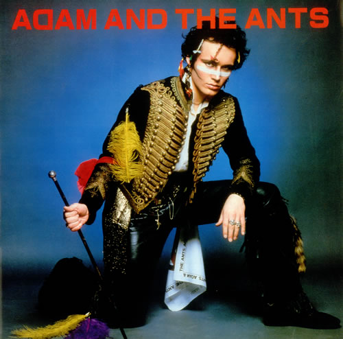 Adam Amp The Ants Adam And The Ants Japanese Tour Programme