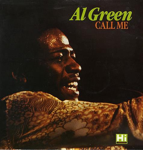 Al Green Call Me Uk Vinyl Lp Album Lp Record 348113