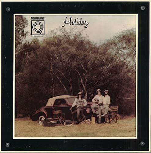 America Holiday Quad Us Vinyl Lp Album Lp Record 284521
