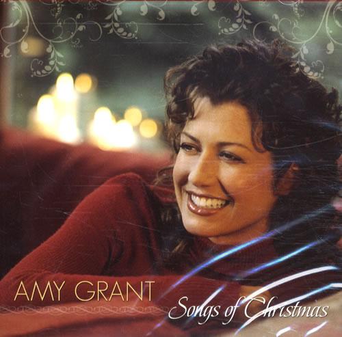 Amy Grant Songs For Christmas US CD album (CDLP) (535412)