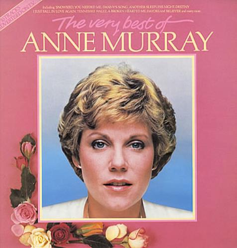 Anne Murray The Very Best Of Anne Murray Uk Vinyl Lp Album