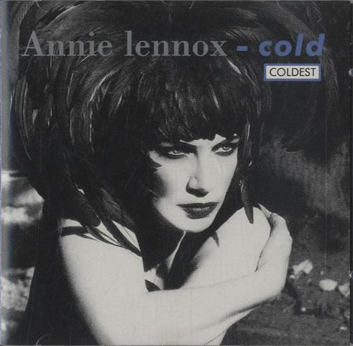 Annie lennox cold colder and coldest uk 3 cd album set triple cd 173008 - Annie lennox diva album cover ...