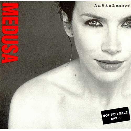 Diva Annie Lennox: Annie Lennox Medusa US Promo CD Album (CDLP) (199613
