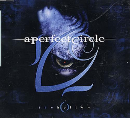 A Perfect Circle The Hollow Uk Cd Single Cd5 5 Quot 183803