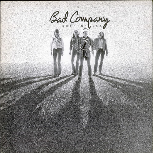 bad company burnin 39 sky uk vinyl lp album lp record 525947. Black Bedroom Furniture Sets. Home Design Ideas