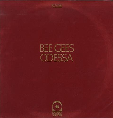Bee Gees Odessa 1st Ex Us Promo 2 Lp Vinyl Record Set
