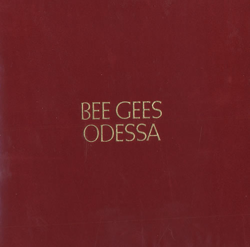 Bee Gees Odessa Deluxe Edition Us 3 Cd Album Set Triple