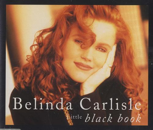 Belinda Carlisle Little Black Book Uk Cd Single Cd5 5