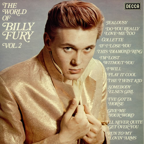 Billy fury movie