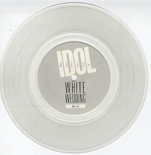 """Clear Vinyl 7"""" Vinyl Single"""