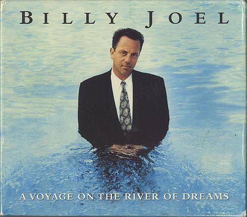 Billy Joel A Voyage On The River Of Dreams Australian Box