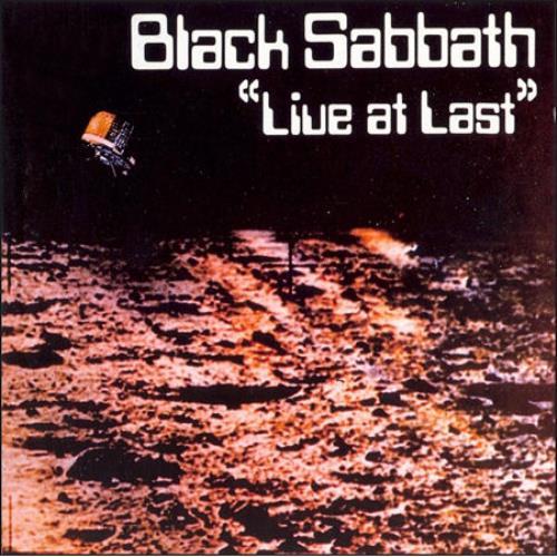 Black Sabbath Live At Last Japanese Shm Cd 491203