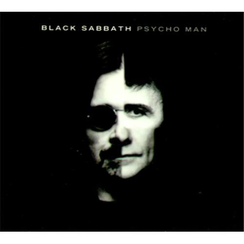 Black Sabbath Psycho Man Us Promo Cd Single Cd5 5
