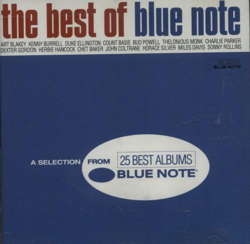 Blue Note Blue Note Cd Collection Uk Cd Album Cdlp 599851
