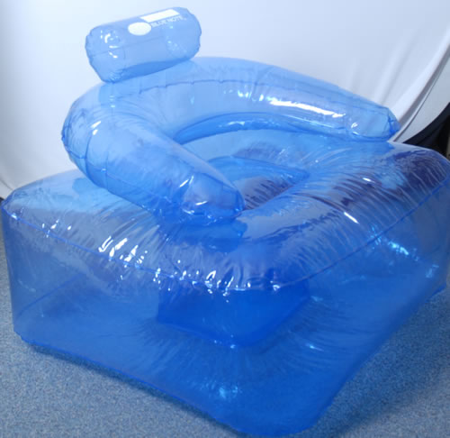 Blue Note Inflatable Chair Uk Promo Memorabilia 602981