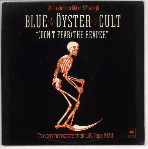 Blue Öyster Cult – (Don't Fear) The Reaper Lyrics | Genius ...