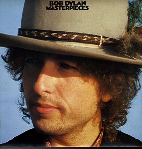 Bob Dylan Masterpieces Japanese 3-LP Vinyl Record Set