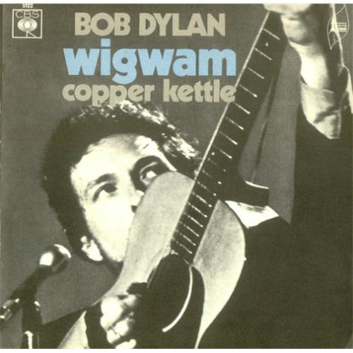 Bob Dylan Wigwam French 7 Quot Vinyl Single 7 Inch Record