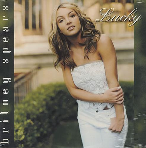 Britney Spears Lucky Sealed Us 12 Quot Vinyl Single 12 Inch