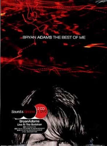 Bryan adams the best of me uk 3 disc cd dvd set 338484 - Bryan adams room service live in lisbon ...