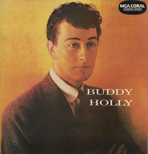 Buddy Holly Buddy Holly Uk Vinyl Lp Album Lp Record 411528