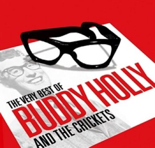 Buddy Holly The Very Best Of Uk 2 Cd Album Set Double Cd
